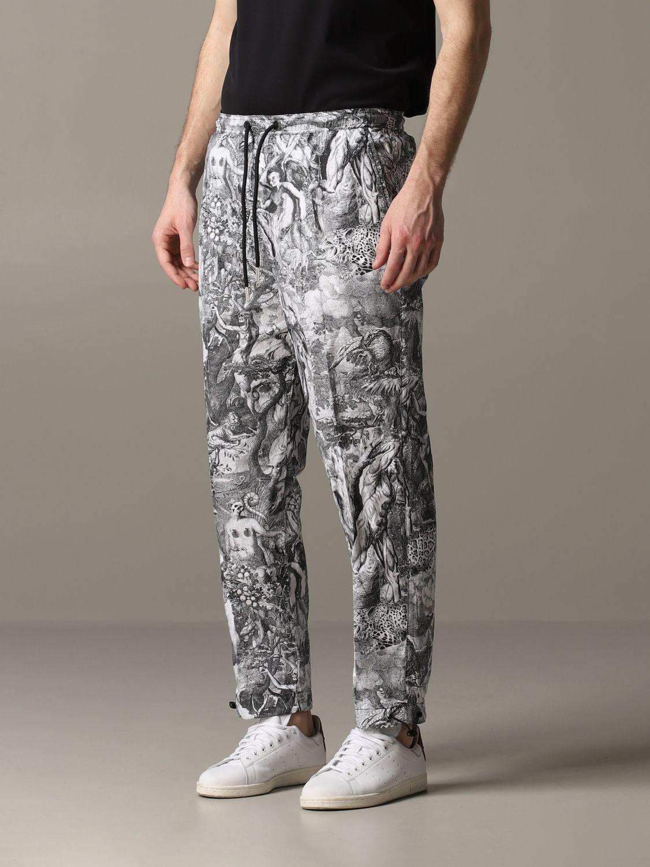 Pants Diesel: Pants men Diesel black 4