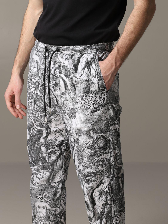Pants Diesel: Pants men Diesel black 5
