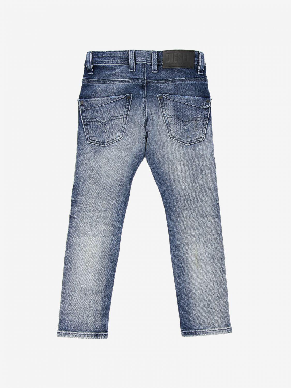 Jeans Diesel: Jeans kids Diesel stone washed 2