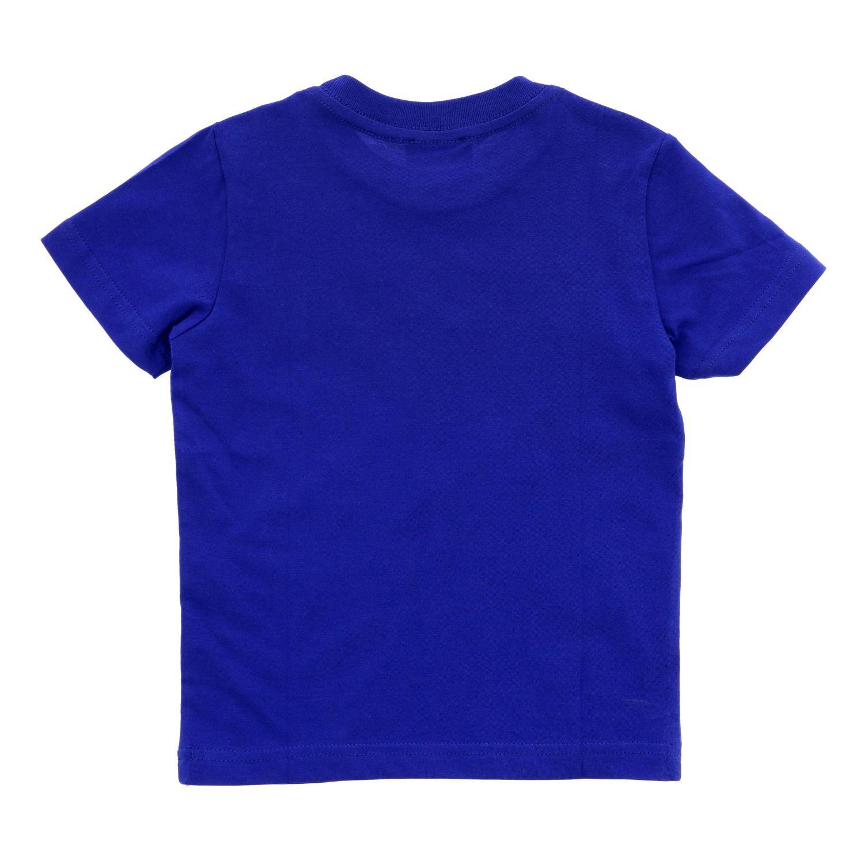 T-shirt Diesel: T-shirt Diesel a maniche corte con logo royal 2