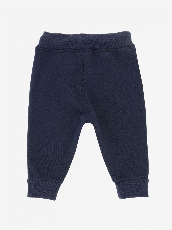 Pantalon de jogging Dsquared2 Junior avec logo bleu 2