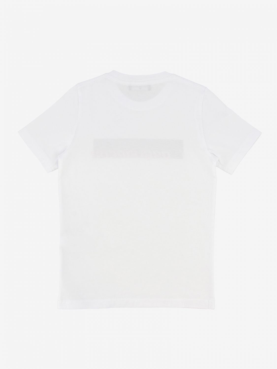 T-shirt Dsquared2 Junior: T-shirt Dsquared2 Junior con stampa logo bianco 2