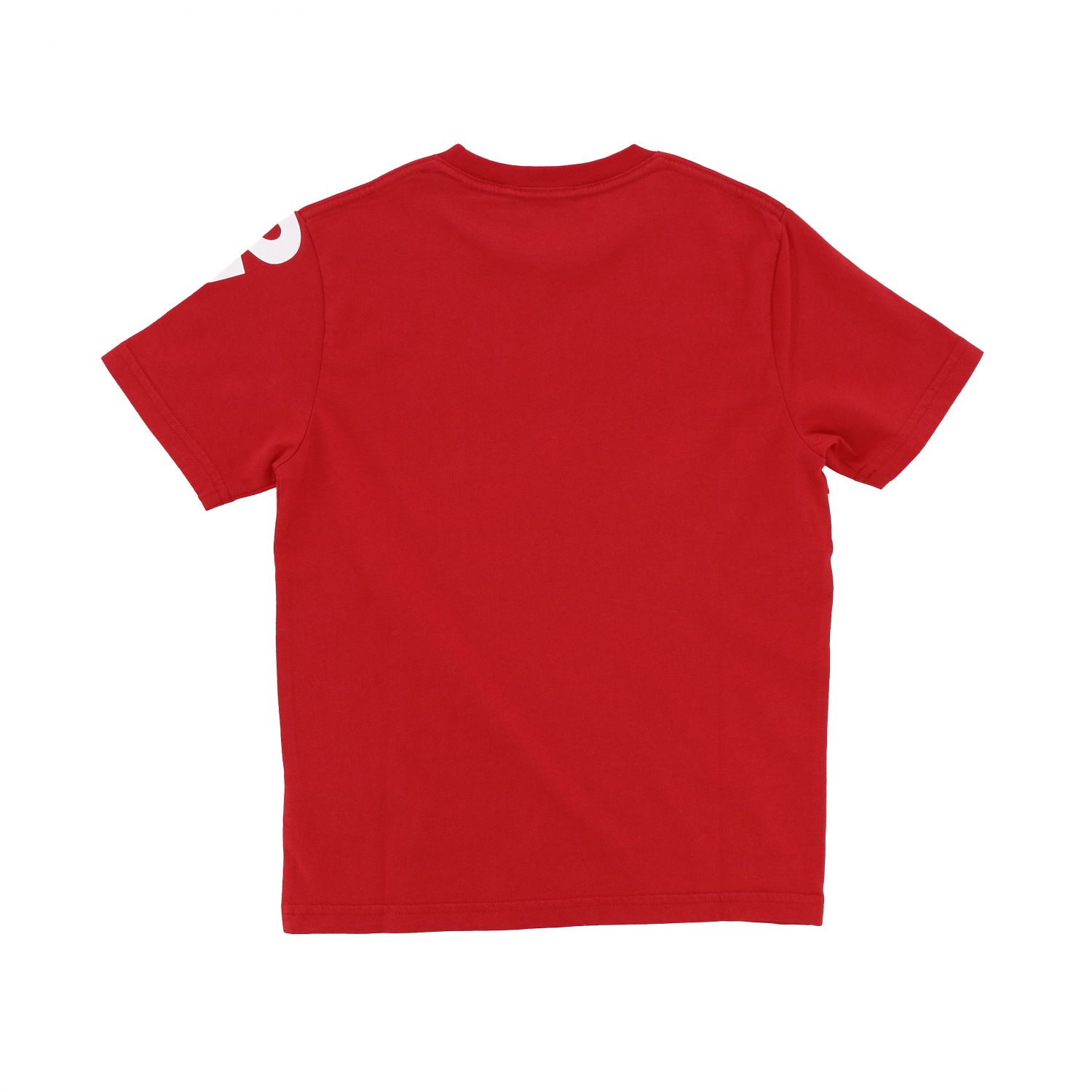 Dsquared2 Junior short-sleeved T-shirt with logo red 2