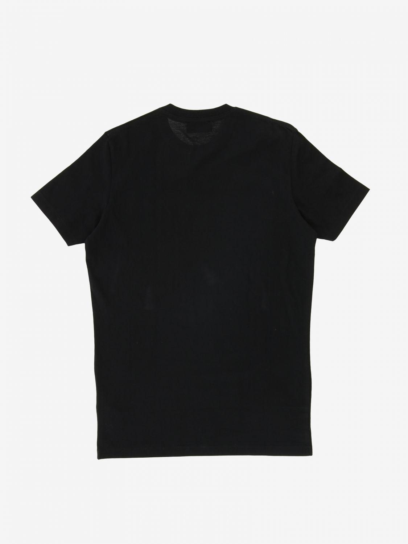 Camiseta Dsquared2 Junior: Camiseta niños Dsquared2 Junior negro 2