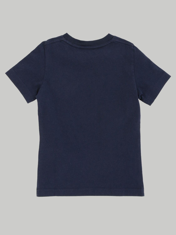 T-shirt Dsquared2 Junior: T-shirt Dsquared2 Junior con stampa logo blue 2