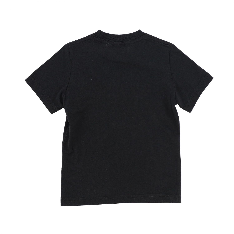 Camiseta niños Dsquared2 Junior negro 2