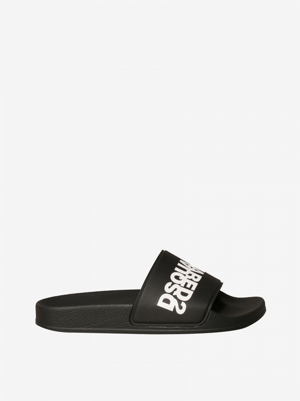 Shoes kids Dsquared2 Junior black 1