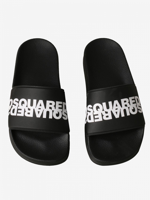 Shoes kids Dsquared2 Junior black 3