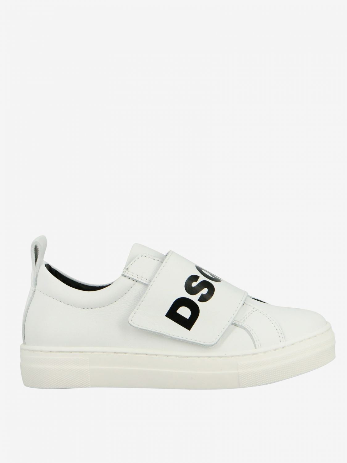 Shoes kids Dsquared2 Junior white 1