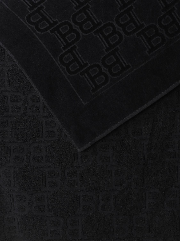 浴巾 Balmain: 浴巾 男士 Balmain 黑色 2