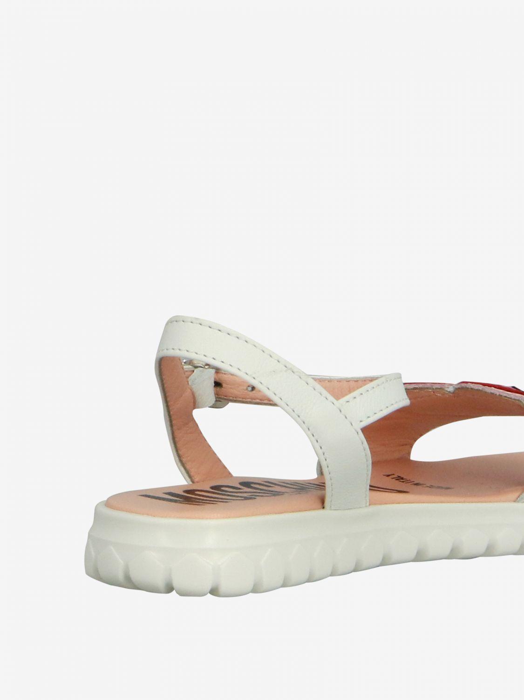 Shoes kids Moschino Teen white 5