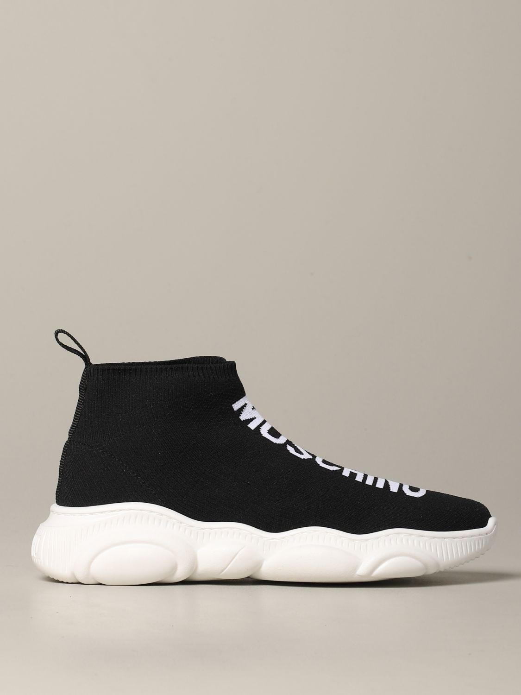 Shoes Moschino Teen 63730 Giglio EN