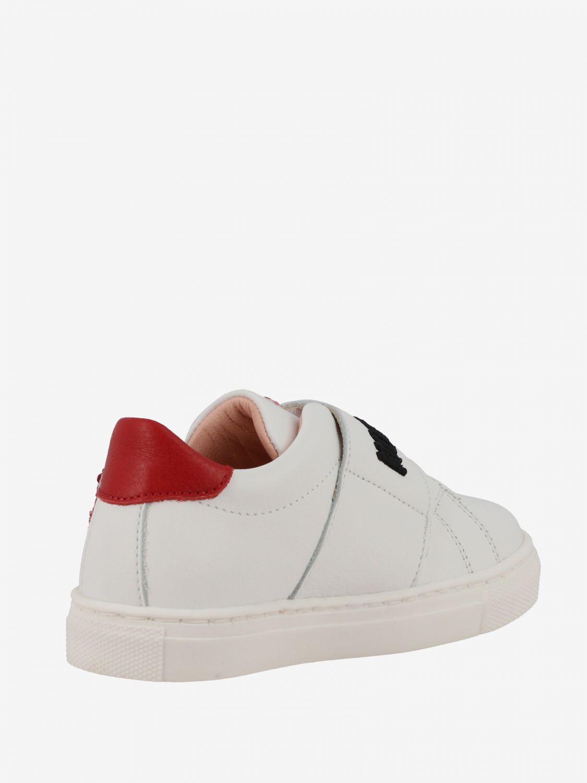 Shoes kids Moschino Baby white 5