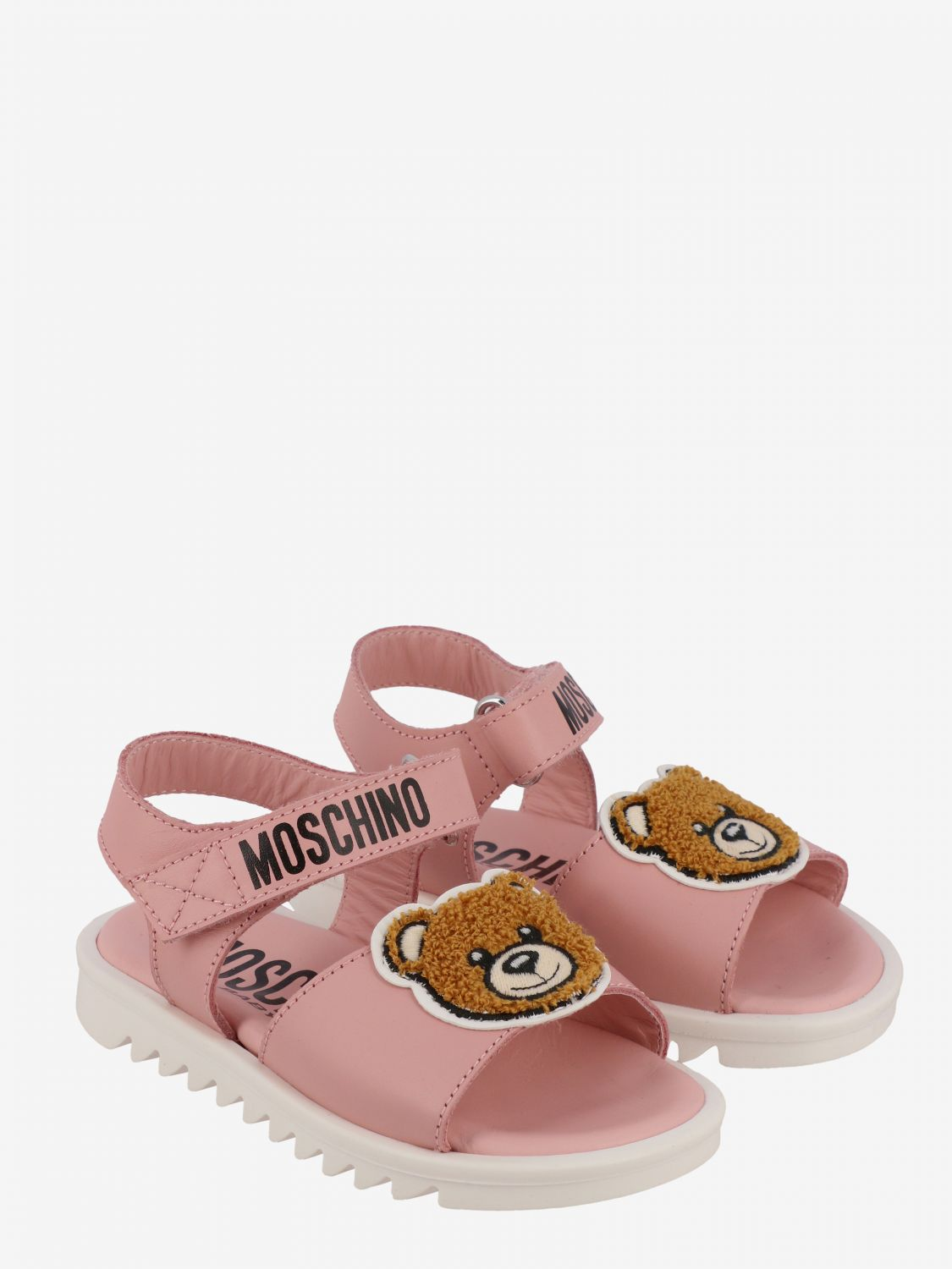 Shoes Moschino Baby 63620 Giglio EN