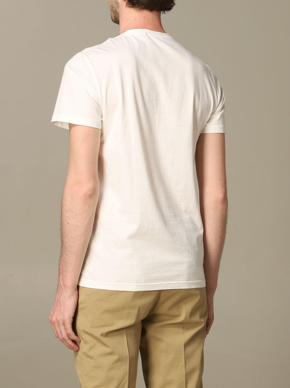 T-Shirt Brooksfield: T-shirt herren Brooksfield weiß 2
