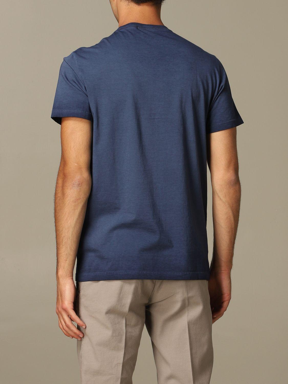 T-Shirt Brooksfield: T-shirt herren Brooksfield blau 2