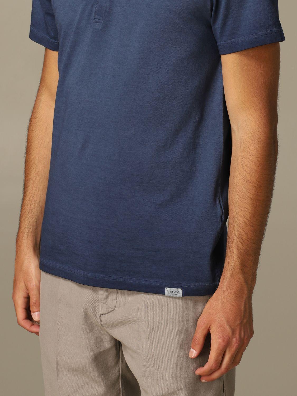 T-Shirt Brooksfield: T-shirt herren Brooksfield blau 3