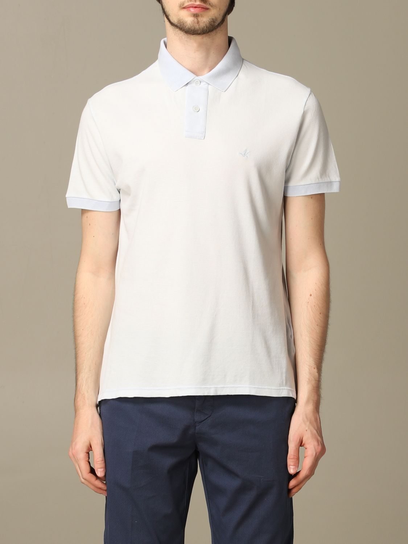 T-shirt Brooksfield: T-shirt men Brooksfield gnawed blue 1