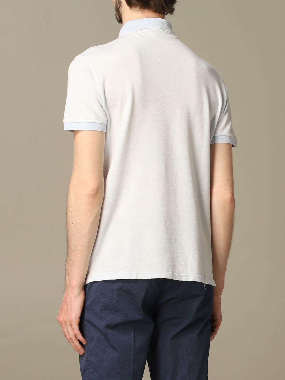 T-shirt Brooksfield: T-shirt men Brooksfield gnawed blue 2