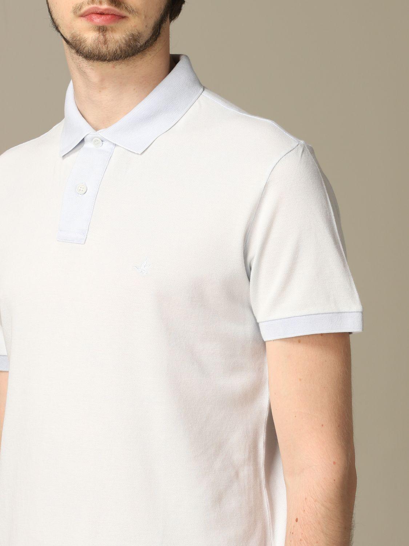 T-shirt Brooksfield: T-shirt men Brooksfield gnawed blue 3