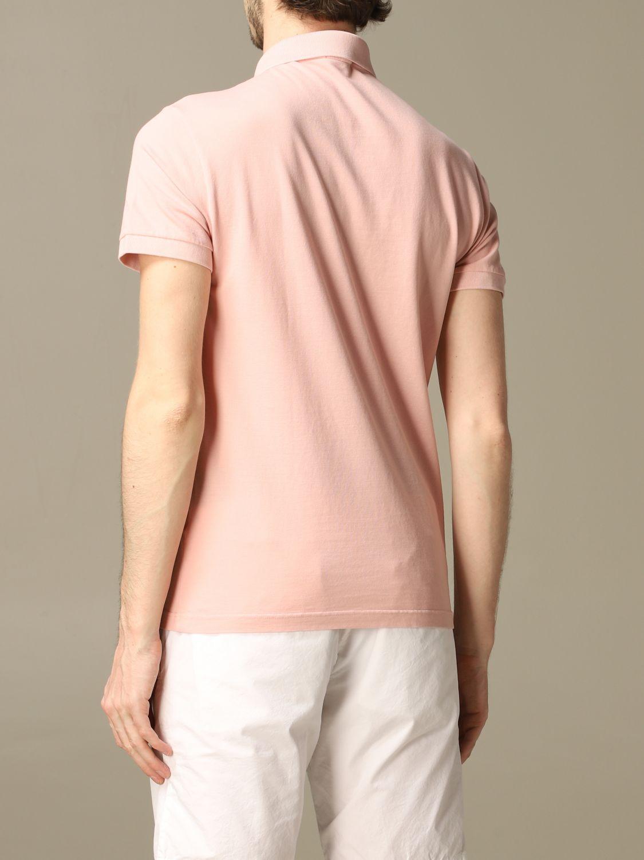 Polo shirt Brooksfield: T-shirt men Brooksfield pink 2