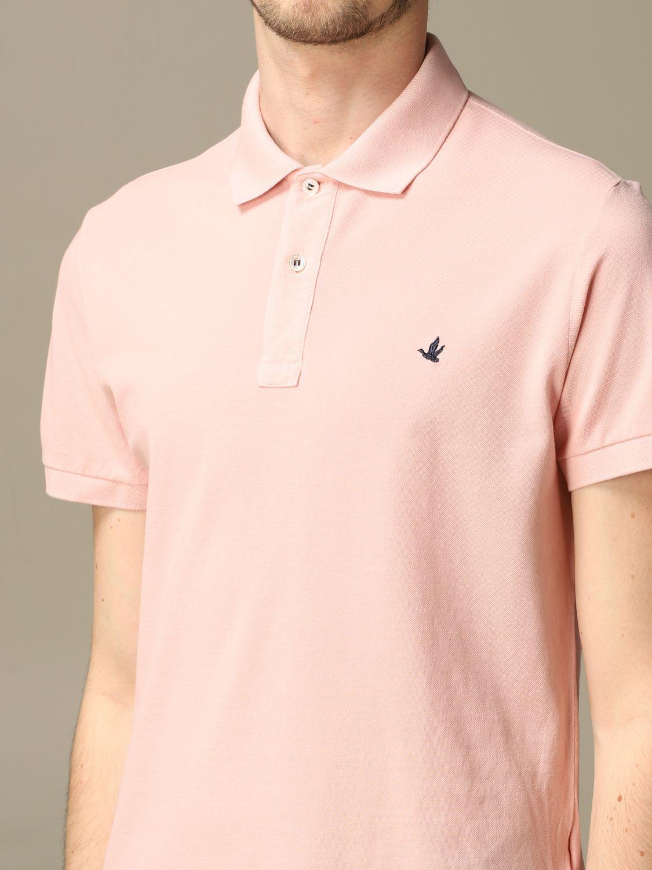 Polo shirt Brooksfield: T-shirt men Brooksfield pink 3