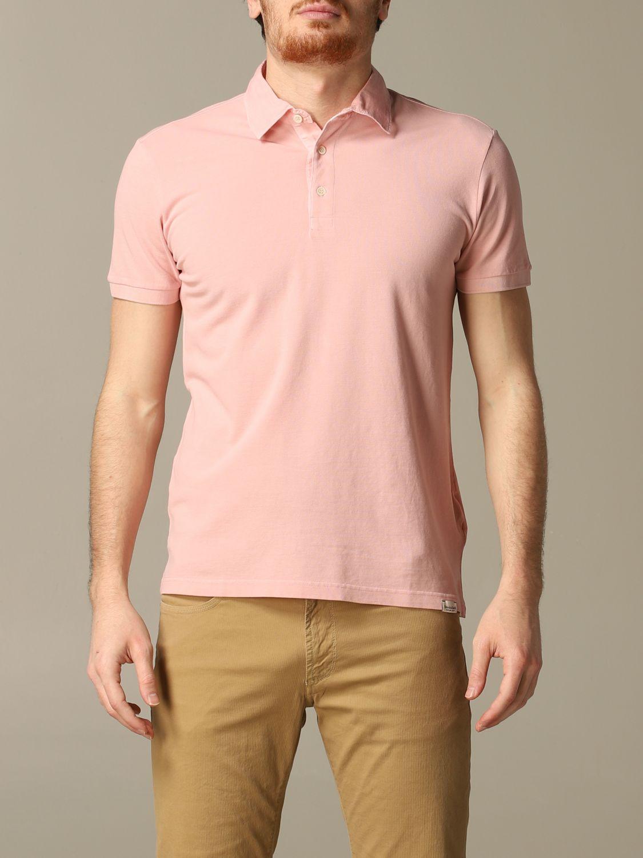 T-shirt Brooksfield: T-shirt men Brooksfield pink 1
