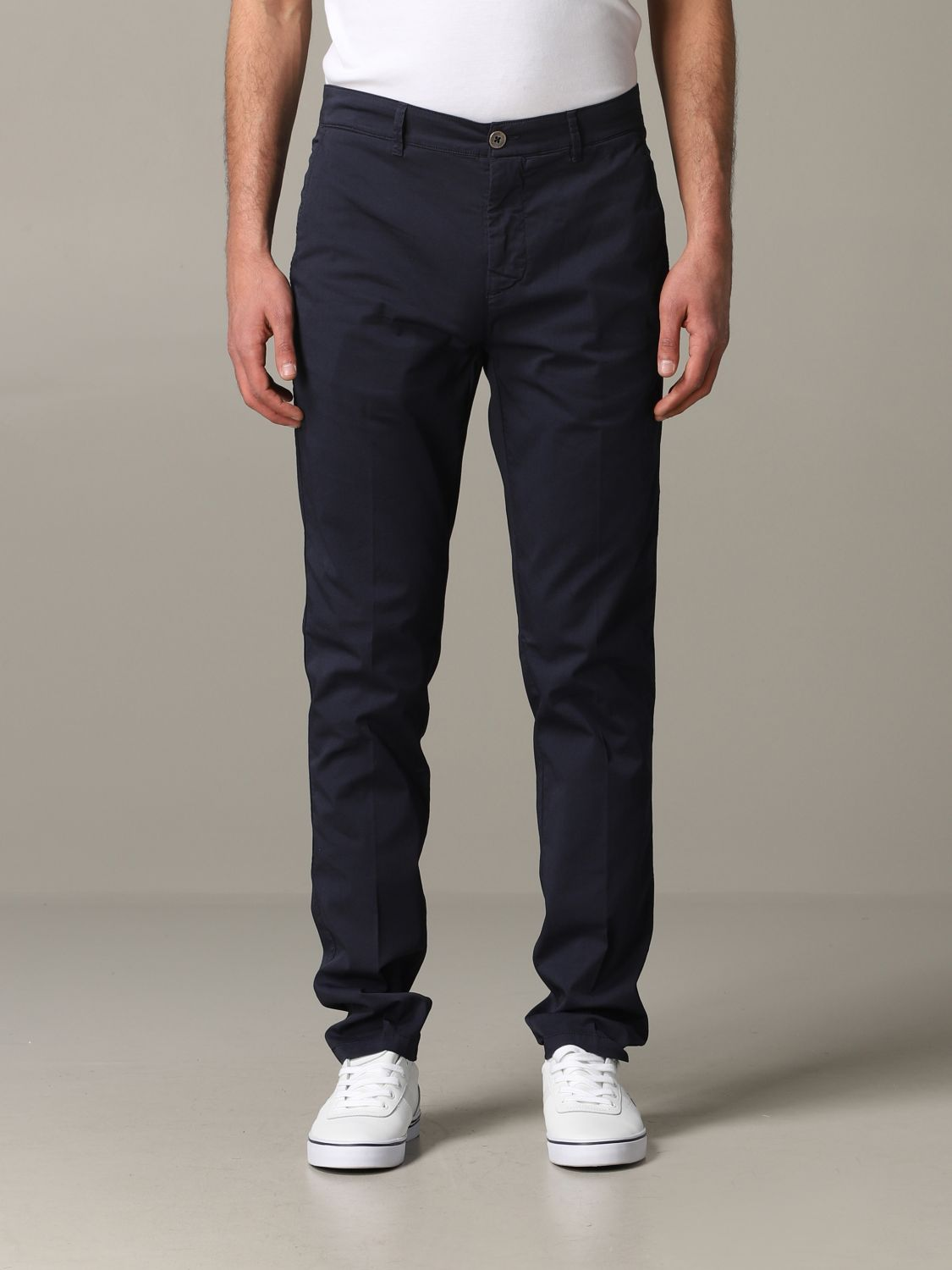 Hose Brooksfield: Hose herren Brooksfield navy 1