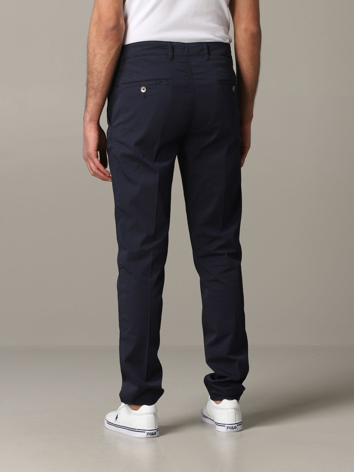 Hose Brooksfield: Hose herren Brooksfield navy 3