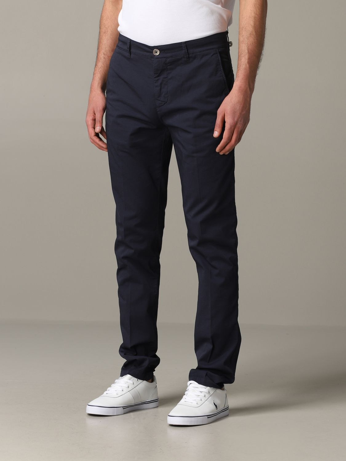 Hose Brooksfield: Hose herren Brooksfield navy 4