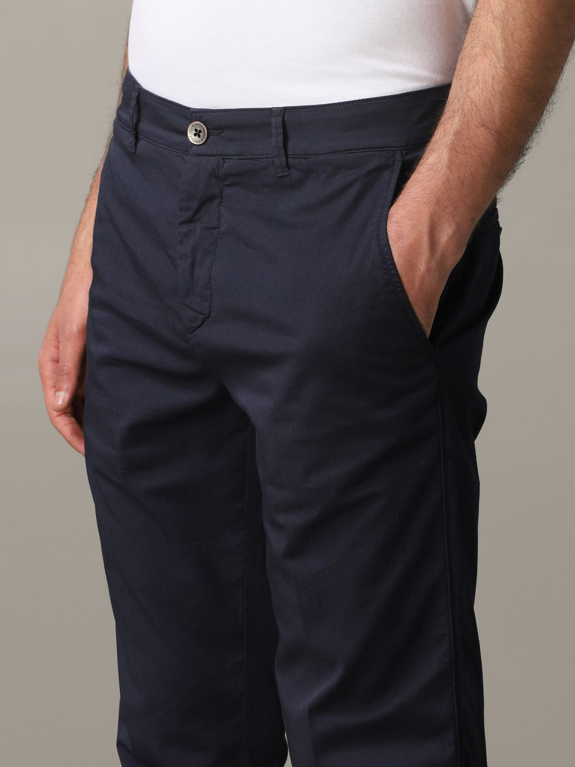 Hose Brooksfield: Hose herren Brooksfield navy 5