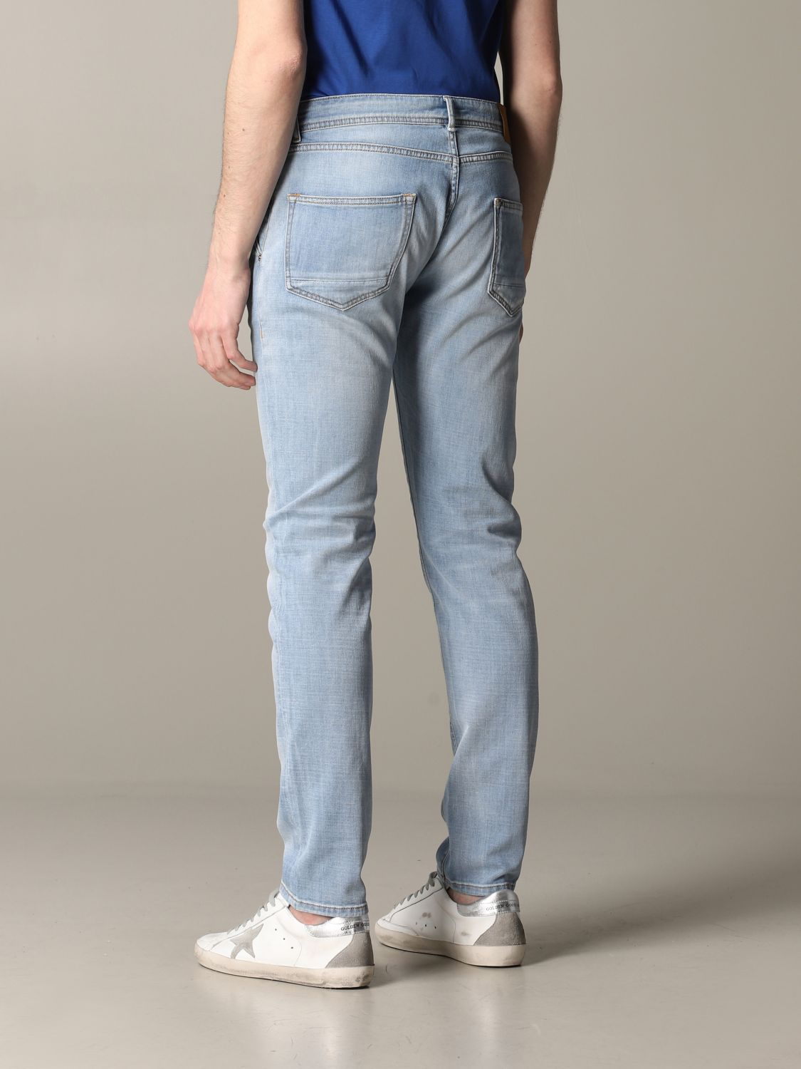 Jeans Brooksfield: Jeans herren Brooksfield stone washed 3