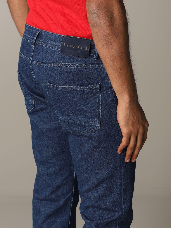 Jeans Brooksfield: Jeans men Brooksfield denim 5