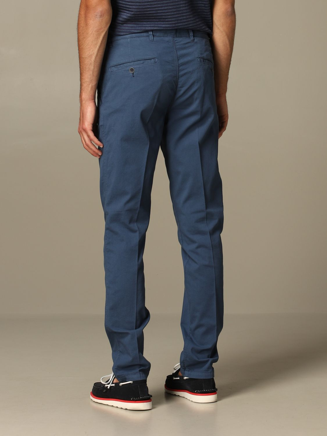 Hose Brooksfield: Hose herren Brooksfield blau 2