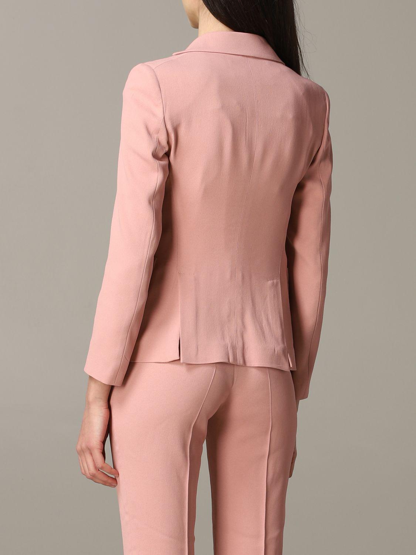 Blazer women L'autre Chose blush pink 3