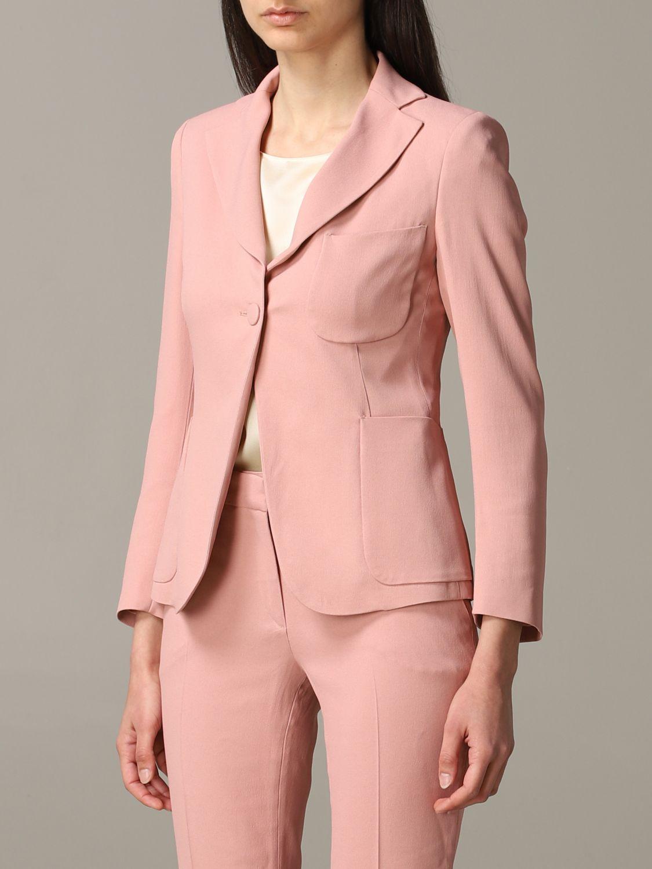 Blazer women L'autre Chose blush pink 4