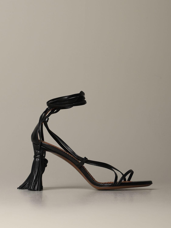 高跟鞋 L'autre Chose: 鞋 女士 L'autre Chose 黑色 1