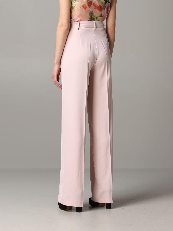 Trousers Blumarine: Trousers women Blumarine blush pink 3