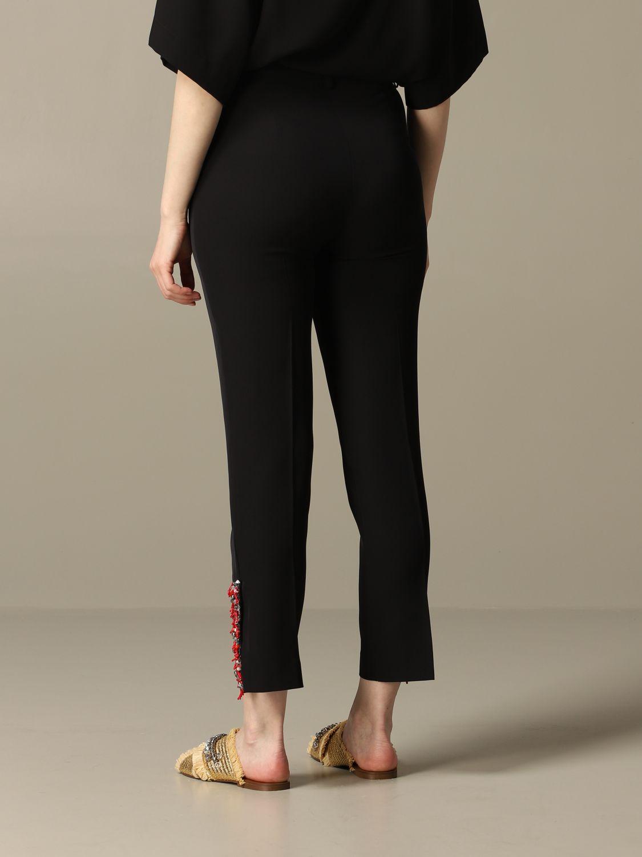Trousers Blumarine: Trousers women Blumarine black 2