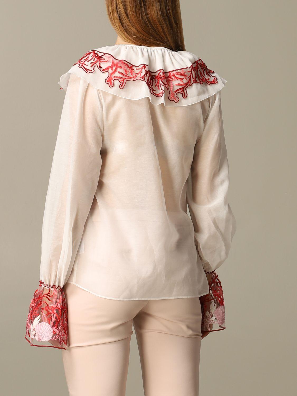Shirt Blumarine: Top women Blumarine white 2