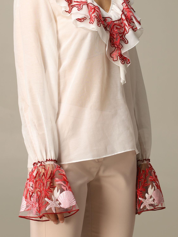 Shirt Blumarine: Top women Blumarine white 3