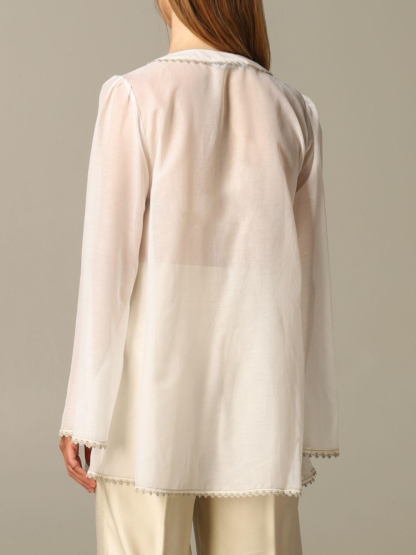 Shirt Blumarine: Top women Blumarine natural 2