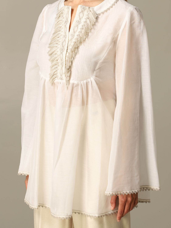 Shirt Blumarine: Top women Blumarine natural 3