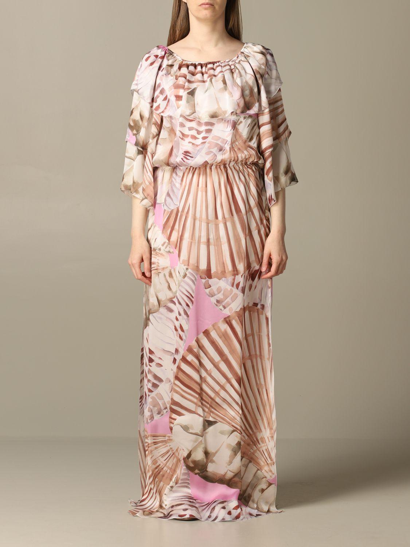 Dress Blumarine: Dress women Blumarine pink 1