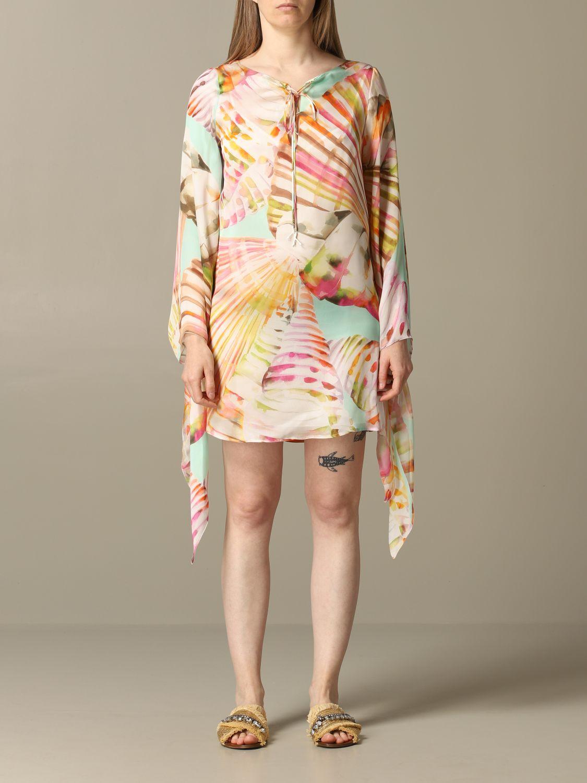 Dress Blumarine: Dress women Blumarine orange 1