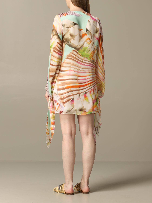 Dress Blumarine: Dress women Blumarine orange 2