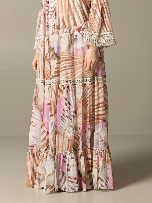 Dress Blumarine: Dress women Blumarine pink 3