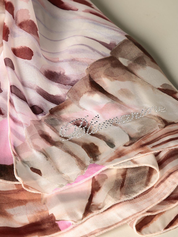 Neckerchief Blumarine: Neckerchief women Blumarine pink 3