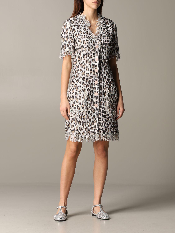 Dress Blumarine: Dress women Blumarine beige 1