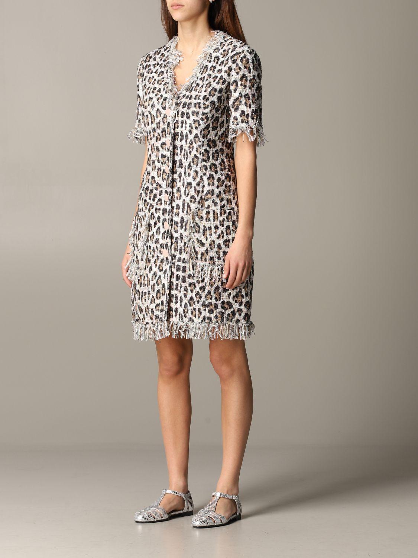 Dress Blumarine: Dress women Blumarine beige 3